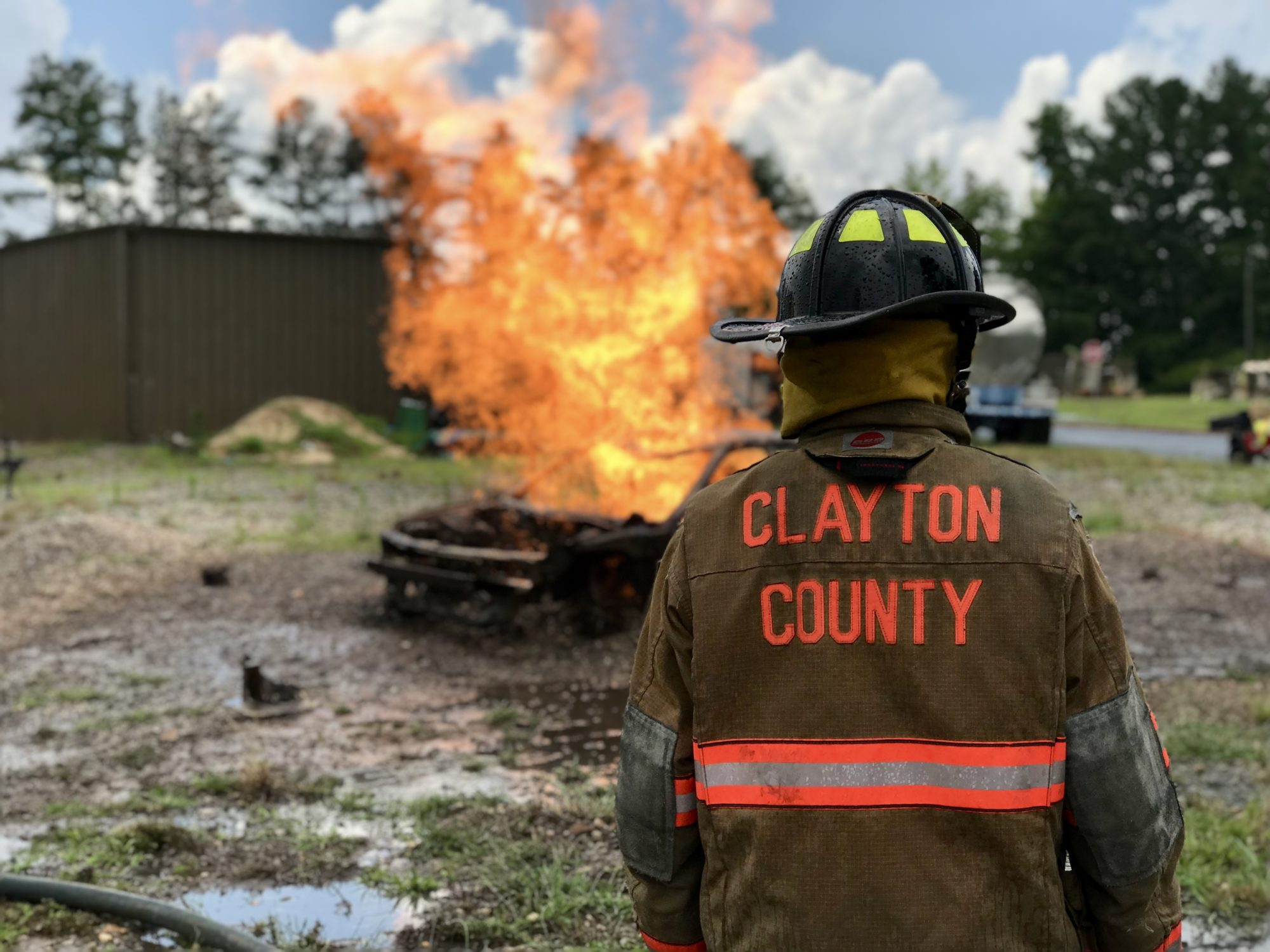 Clayton County Fire & Emergency Services – The Heartbeat of