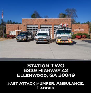 Stations and Apparatus – Clayton County Fire & Emergency